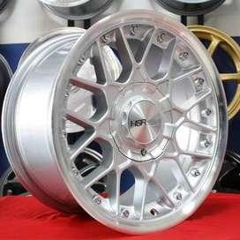jual velg type hsr wheel FORMULA L1879 HSR Ring.15 Lebar.7-8 PCD.4X100