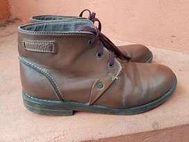 Sepatu semi boot jim joker originalsecond no kotak uk 40