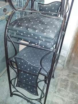 Dining Table With 6 Chairs 12mm Glass