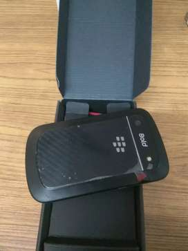 A newly unused imported handset stock of Blackberry bold 4