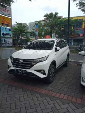 Toyota allnew rush G manual 2018