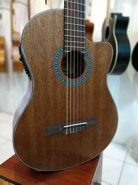 Gitar Akustik Elektrik cowboy klasik