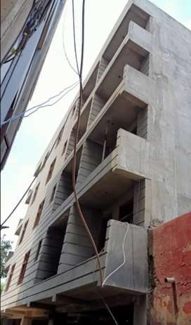2 BHK 2 Side Open Apartment for Sale