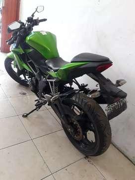 Kawasaki z250 sl th 2015