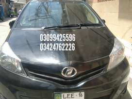 Toyota vitz b2b total original color