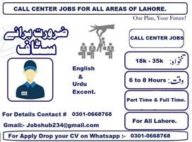 Call Center jobs.