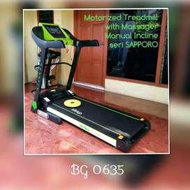 Treadmill Elektrik Sapporo // Okinawa RIP 17O52