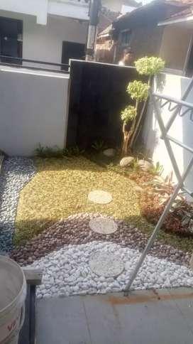 Tukang taman murah profrsional-bisa langsung di kerjakan