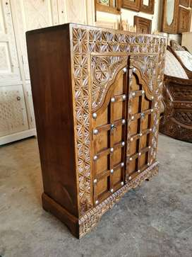 Antique small cupboard