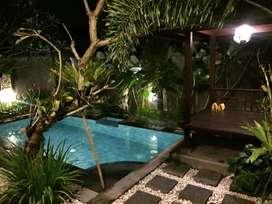 Villa modern minimalis siap huni Sukawati