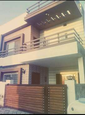 8 marla house in bahria enclave sector G with 5 bed 5 bath