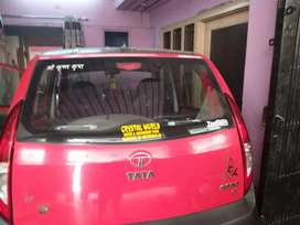 Tata nano red colour up12 no