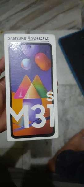 Brand new samsung m31s 8/128