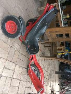Mobo recumbent trike sepeda roda tiga low ride