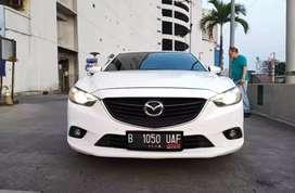 Mazda 6 nik 2014 skyactive 2.5cc