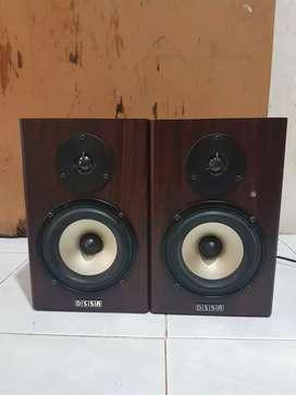 Speaker ds5a dan midi foot controller