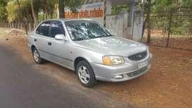 Hyundai accent 2002 model