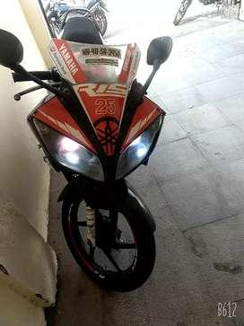 Honda stunner modified into Yamaha R15......Good condition.........