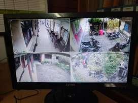 *Model Trendy CCTV 2mp Kualitas Mantapp terpercaya