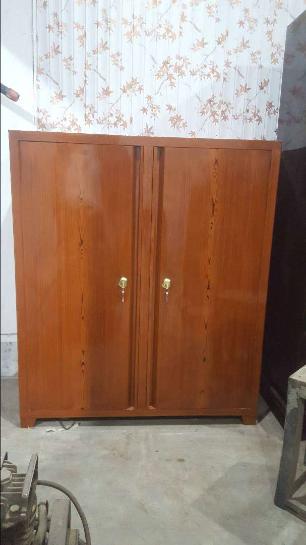 Two Door Small Steel Almirah 0