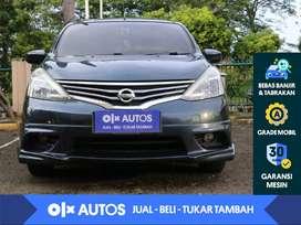 [OLX Autos] Nissan Grand Livina 1.5 XV Facelift A/T 2013 Biru