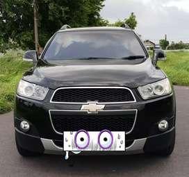 BISA TT Chevrolet Captiva BENSIN,not diesel Pmk 2013, Low KM, ISTIMEWA