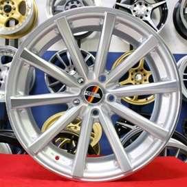 velg type HUSTLER JD9018 HSR Ring.18 Lebar.8,5-9,5 PCD.5X112 ET.45-40