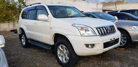 Toyota prado Tz 2003 model.