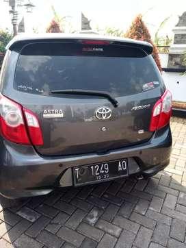 Toyota Agya 2015 tipe G