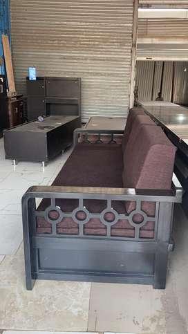 Brand new sofa cumbed