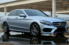 C250 AMG Sport SUPER LOW KM, 3 Ribu Miles ! FULL OPTION