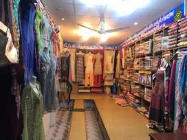 Cloth shop for sale corner quba markeet model town humk