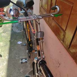 New cycle for sale.. Rarely used.. Fully condition.. No complaint..