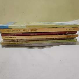 NewNCERT all 6th o 12th History books for UPSC/PSC