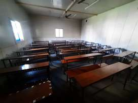 90+ students capacity, Part time class room available in duragakund