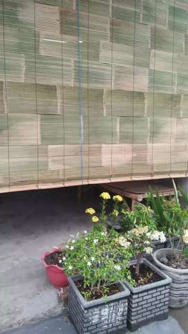 Jual tirai Bambu dea