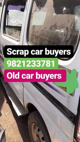SCRAP CARS BUYERS/ ACCIDENTS OLD CARS