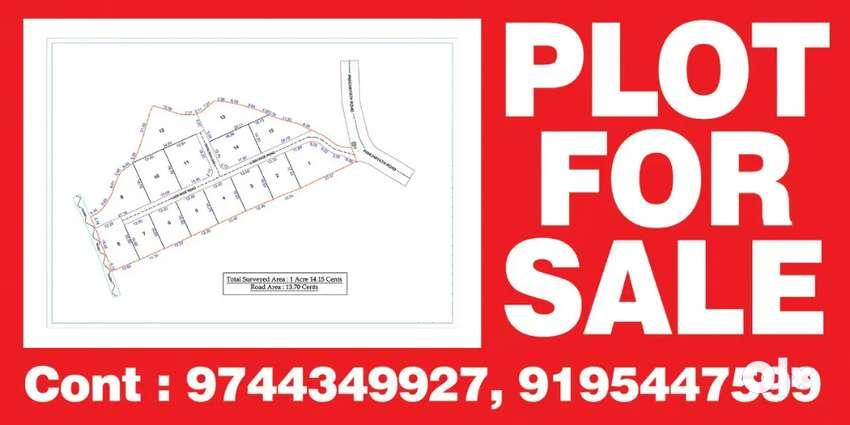 Plot for sale 0