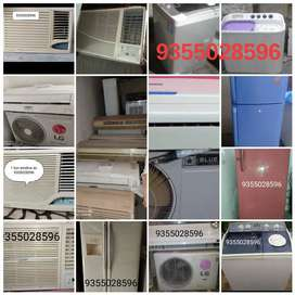 All window and split ac sale and purchase