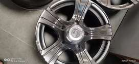 Alloy wheels 5 Pcs