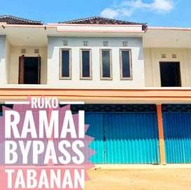 Ruko BUC 50 meter dr Bypass Tabanan Denpasar Bali
