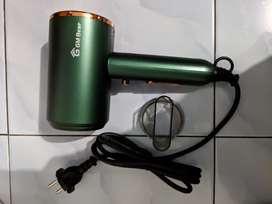 GM Bear Alat Pengering Rambut Portable Green 1121- Hair Dryer