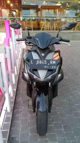 Yamaha AEROX 155 VVA th 2017