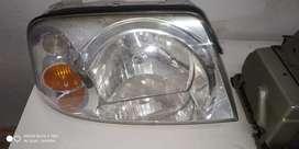 Santro head light