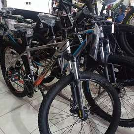 Kredit sepeda promo tanpa DP