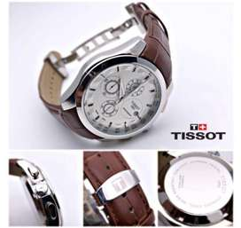 Tissot branded elegant leather watch CASH ON DELIVERY Price negotiable