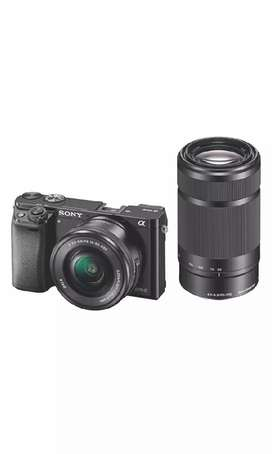 Sony alpha d6000 Mirrorless Camera