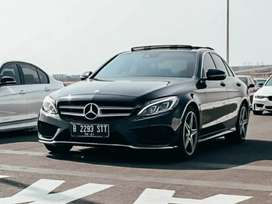 TERMURAH CASH Mercedes Benz C250 AMG 2016