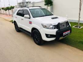 Toyoto fortuner 4×2 automatic