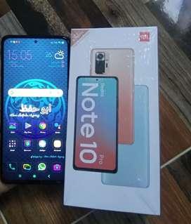 Xiaomi note 10 pro Ram 8/128 onix grey, camera 108 mp